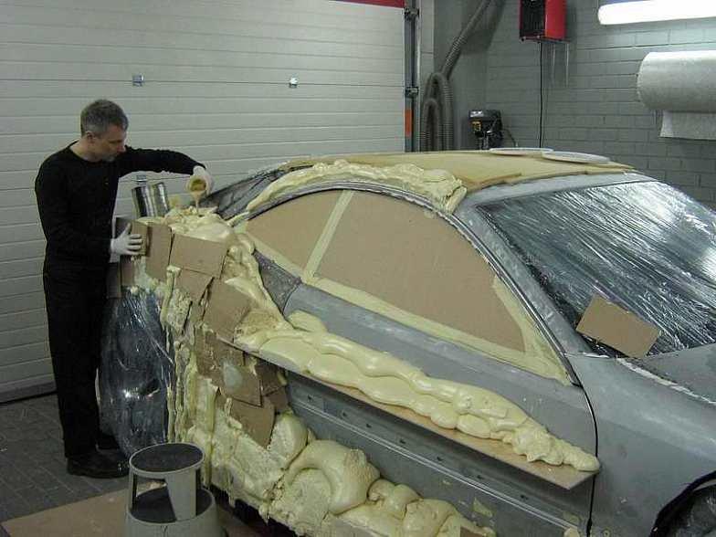 Тюнинг своими руками фото ваз 2107 приборы